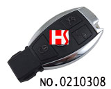 Mercedes-Benz car three key smart card remote control key