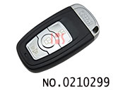 Great Wall H6 sport version car 3-button remote smart key shell