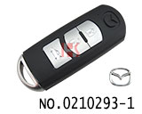 New Mazda CX5, Atenza smart remote key shell