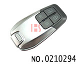 New style Ferrari 4 buttons smart remote key shell