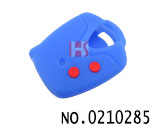 Proton car 2 buttons remote control silicon rubber (blue)