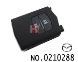 USA version Mazda 2 buttons folding remote key shell