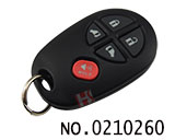 Toyota Tundra,Sequoia car 5 button original remote