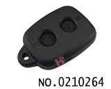 Toyota car 2 button remote casing