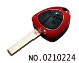 New 3 button remote vertical milling casing for Ferrari 458