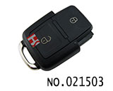 Original VW 753N 2 button remote control(special price)