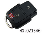 VW 2 Button Remote (753AG)