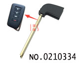 Car smart keyblade for Lexus