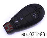 Jeep 3 Button Smart Key
