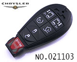 Chrysler 7 button smart remote key