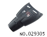 Cadillac, SAAB 4-button remote key