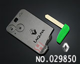 Renault laguna car 2 button smart key