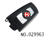 BMW CAS4 F series car 3 button smart remote key(434MHZ)