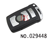 BMW 7 series smart 4 button remote key(868MHZ)