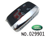 Land Rover Evoque ,Discovery 4th,Land Rover Range 5-button smart remote key(315MHZ)