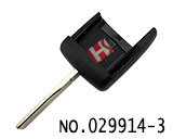 4 buttn remote key blade for Chevrolet