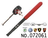 Special tool for VW HU66 Inner Groove Lock Pick