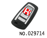 New BMW 5、7 series 4 button remote key casing