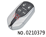 Maserati car smart key cover (no logo)