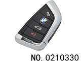 Original new BMW car knife type 4 button key smart remote control