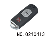 New Mazda CX5 2 Button Smart key (433MHZ)