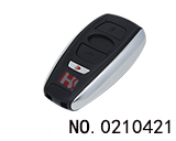 New Fuji (Subaru) car 4 Button smart remote control key shell