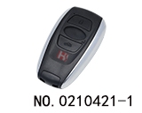 New Fuji(Subaru) 3 Buttons Smart Key Casing