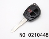 New Suzuki Car 2 Button Remote Shell (without Logo)