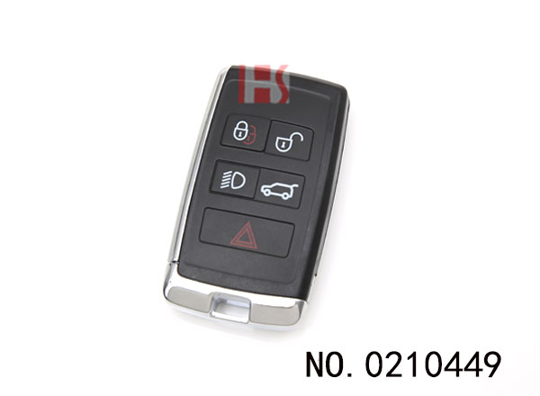 19 models Land Rover Car Original 5 Buttons Smart Remote Key Shell