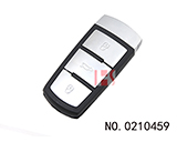 Volkswagen Magotan、CC Car 3 Button ID48 Chip Smart Remote Key