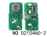 Toyota Pruis Car 2-3 Button Smart Key (434mhz)