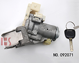 Toyota Car Ignition Lock Assembly (vertical milling key)