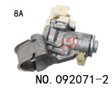 Toyota Car Ignition Lock Assembly after 2013 (Flat milling 8A chip)