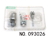 Original Toyota Corolla Car 3-Pcs Lock Set (with remote key 433mhz)