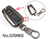 Ultra-thin All Round Zinc Alloy Smart Key Protection Case 18 Models Toyota
