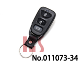 KD Remote - Hyundai / Kia 3 Button Remote Type(B09-3)
