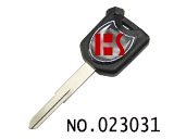 Thailand Honda,Guangzhou Wuyang Honda ect.motorcycle magnetic keys(black, right slot)