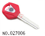 Yamaha Motocycle Transponder Key(Red)