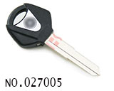 Yamaha Motocycle Transponder key(Black)