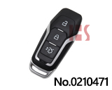 14-15 Ford Car 3 Button Smart Key (433mhz)