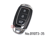 KD Remote - Hyundai 5 Button Smart Key Type (ZB28-3)