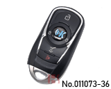 KD Remote - Buick 5 Button Smart Key Type (ZB22-4)