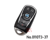 KD Remote - Buick 6 Button Smart Key Type (ZB22-5)