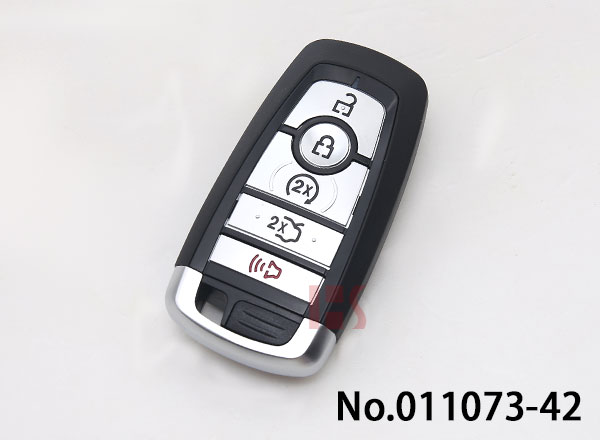 New Ford Type Smart Key Series 5 Button Remote ZB21-5