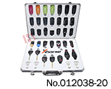 XHORSE Remote Key Set 39pcs VVDI Remote English Version