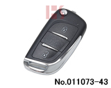 KD Remote - DS Flip Key Type (B11-2)