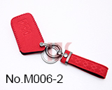New Toyota and Lexus 3-button smart key case (red)