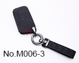 New Toyota and Lexus 3-button smart key case(black)
