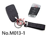 New Volkswagen Passat,Sagitar,Magotan,B8 smart key case(black)