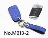 New Volkswagen Passat,Sagitar,Magotan,B8 smart key case(navy blue)